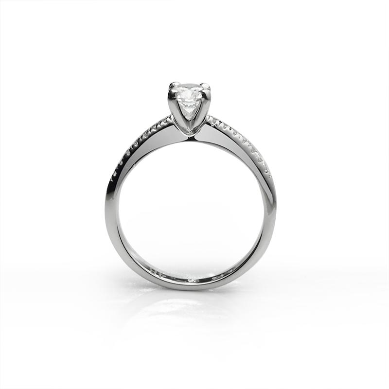 Prsten SOLITAIRE kolekcija sa diamantom 0 478c40355c0