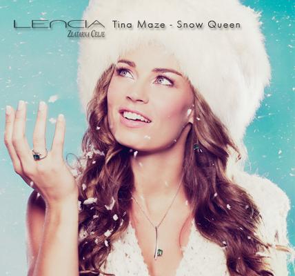 Tina Maze - Snow Queen