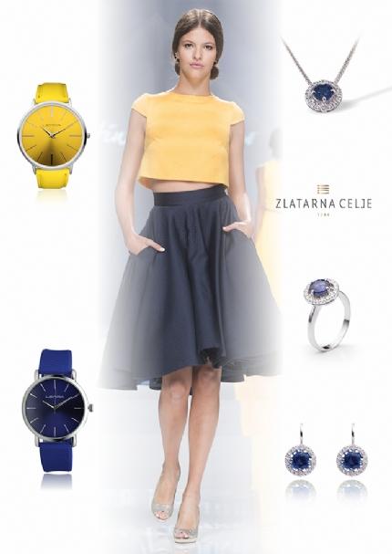 Powerful with Zlatarna Celje jewelry