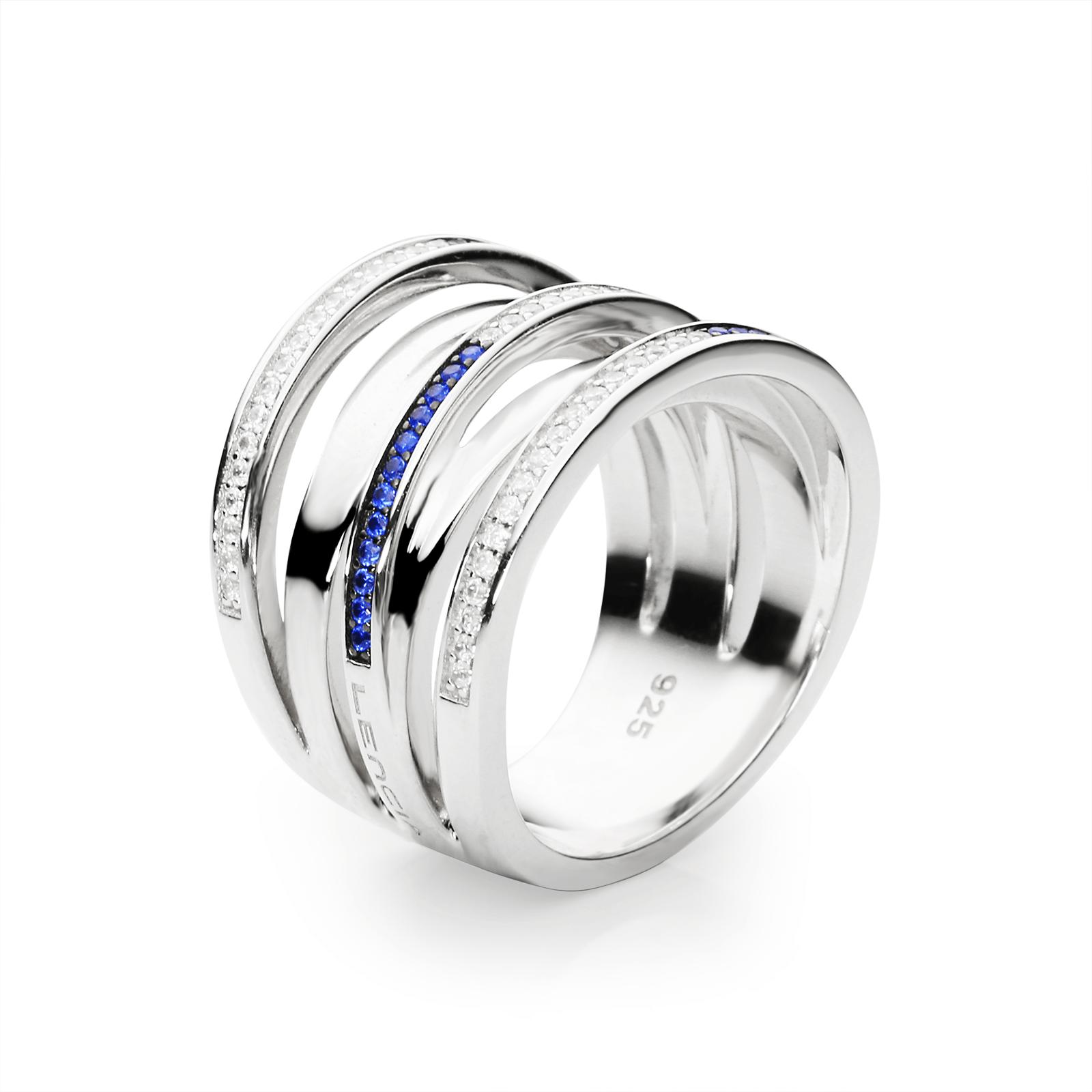 CZ 1 mm - 28 x; blue spinel 1 mm - 51 x