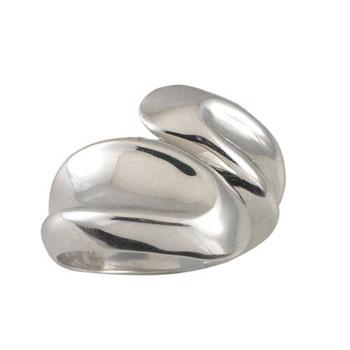 Prstensrebro 925/000rodiniranoCZ beli 1,5 mm - 10 x