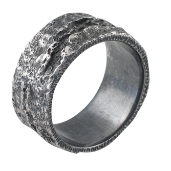 Prsten srebro925/000patinirano