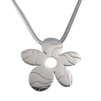 Necklacesilver925/000rhodium plated