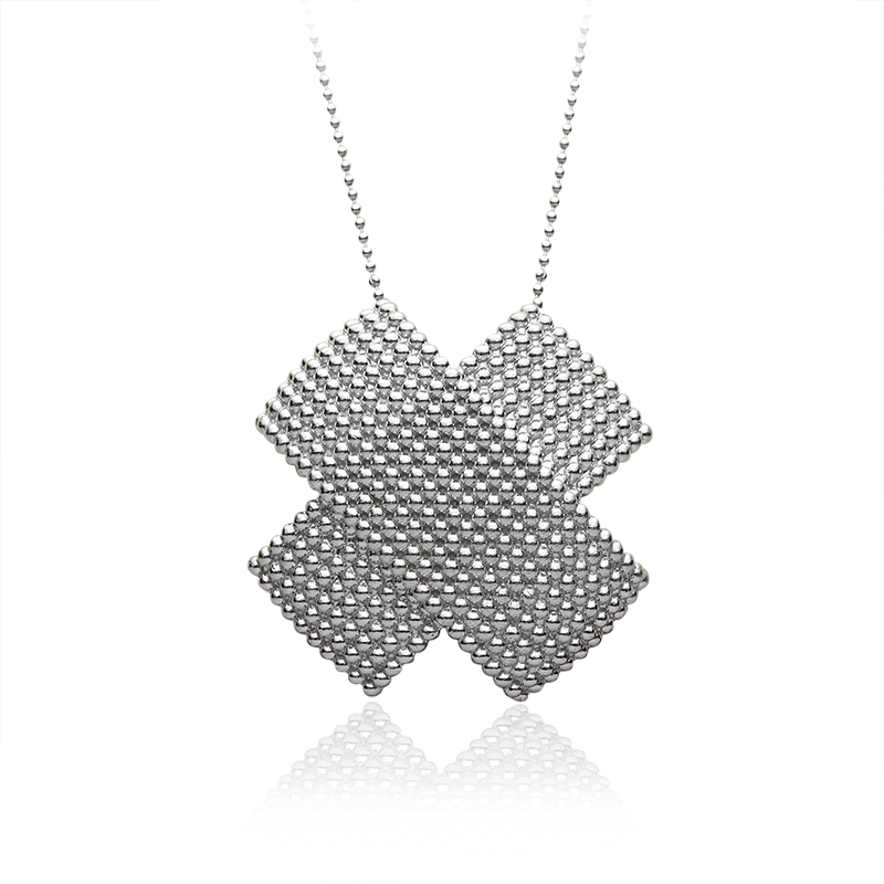 NecklaceSilver 925/000Rhodium plated