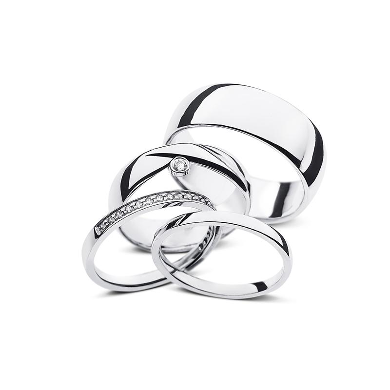 11014925 - diamond - diamant 0,03 ct. 11014933 - diamond - diamant 0,1 ct.