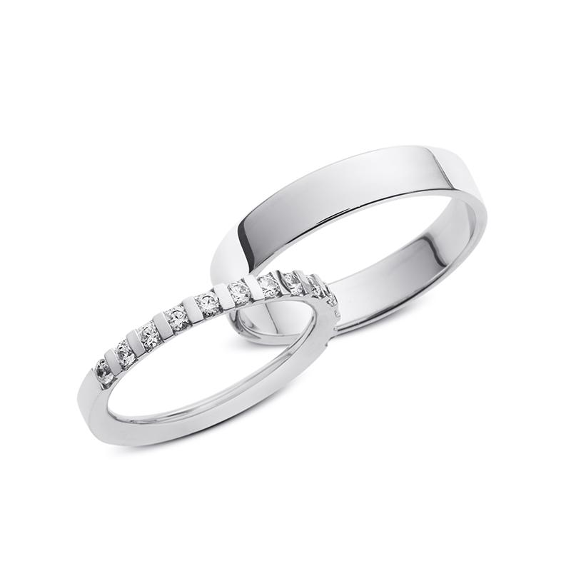 Diamant - diamond 0,390 ct