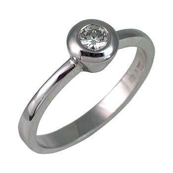 diamant 0,20 ct - 1x