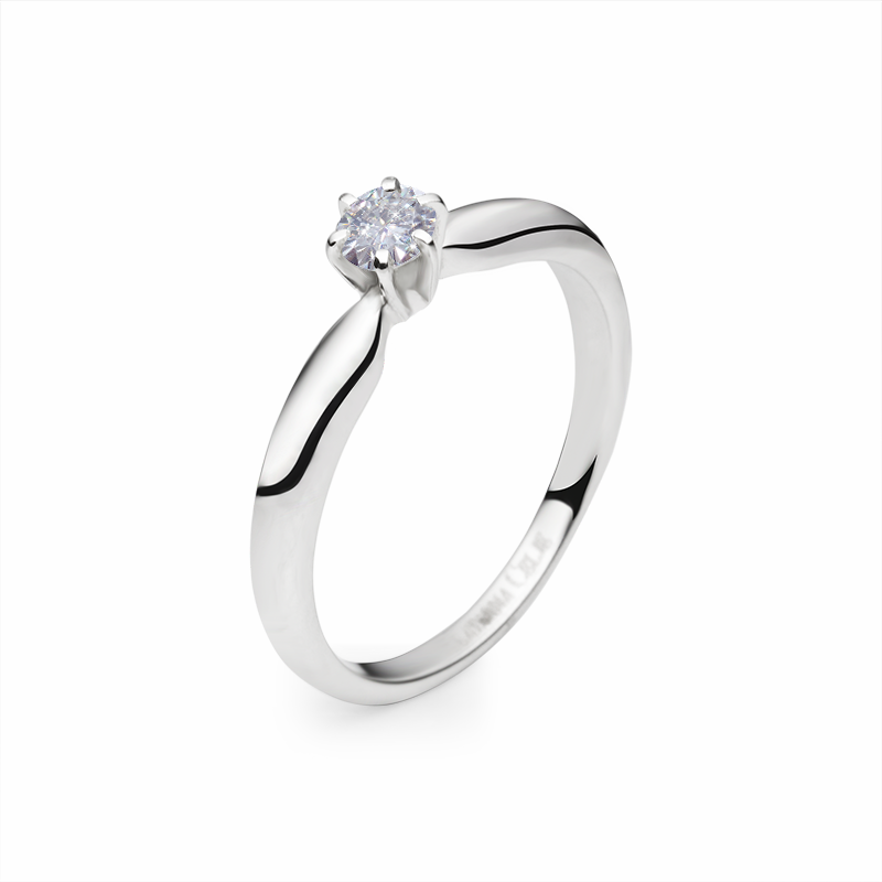 diamond 0,25 ct - 1x