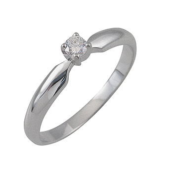 diamond 0,10 ct - 1x