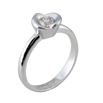 diamond 0,33 ct - 1x