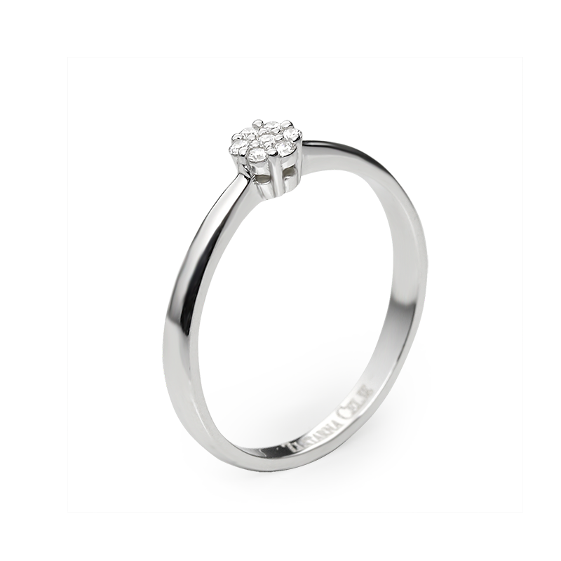 diamant 0,01 ct - 7x
