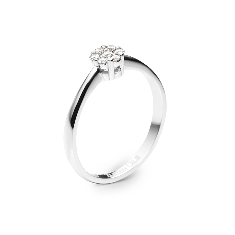 diamond 0,02 ct - 7 x