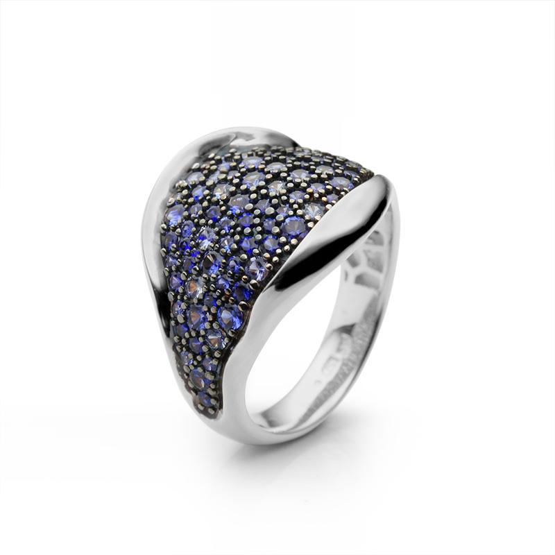 Blue Sapphire fi 2 mm - 16 x