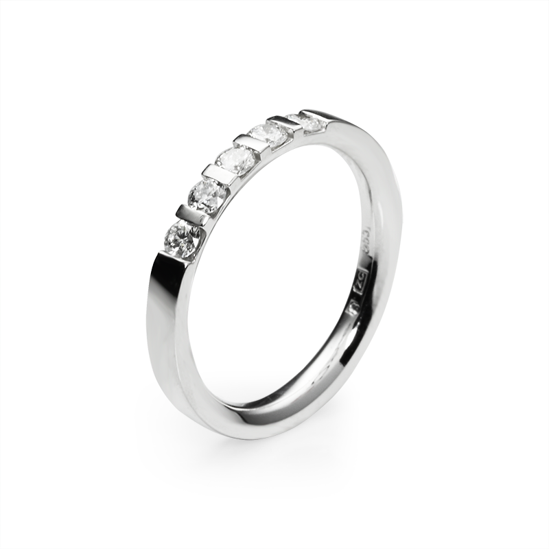 Diamant 0,05 ct - 5 x