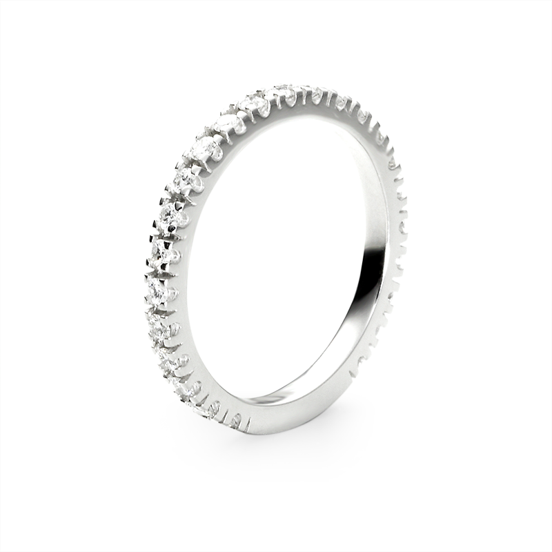 Diamant0,02 ct - 24 x