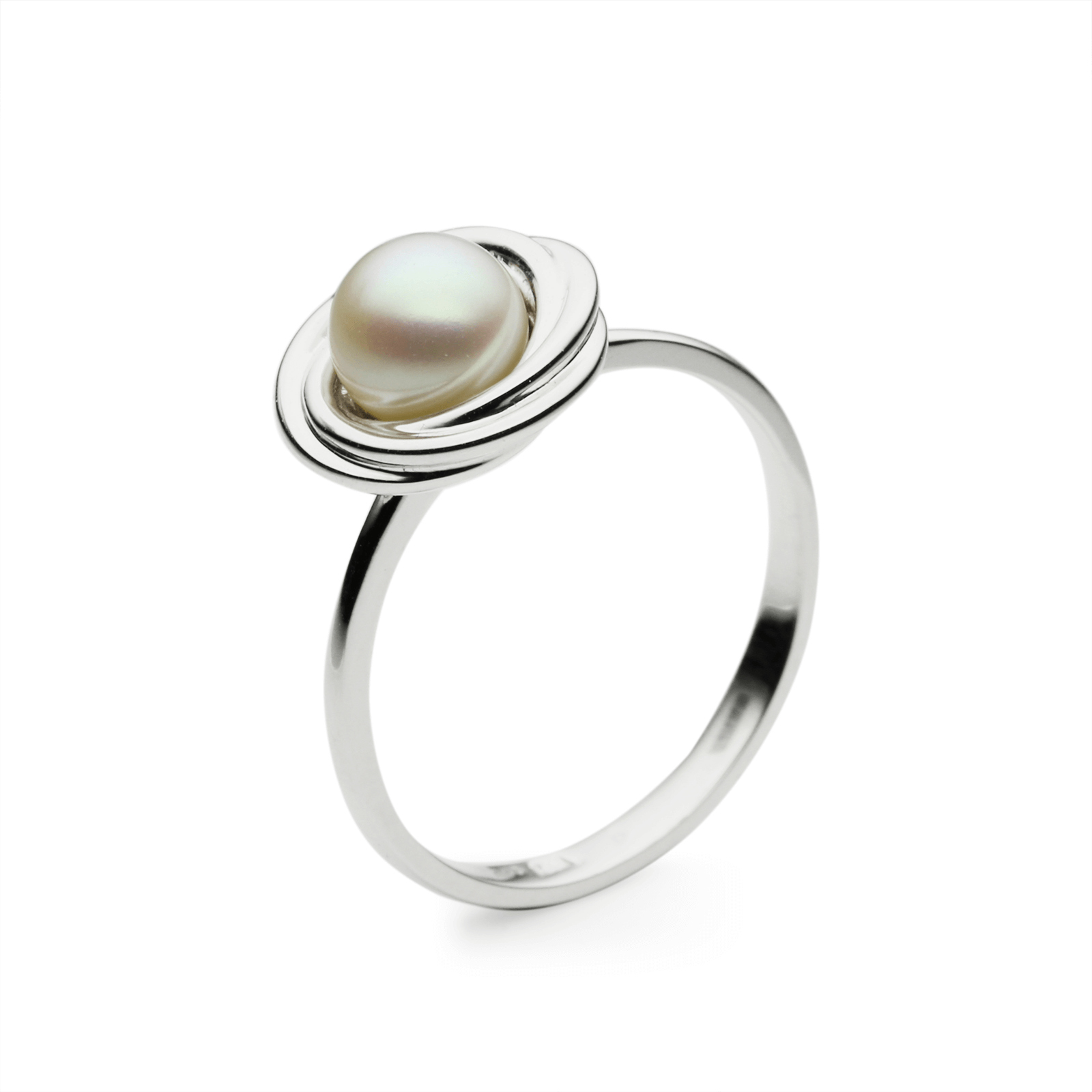 freshwater pearl6 - 6,5 mm - 1x