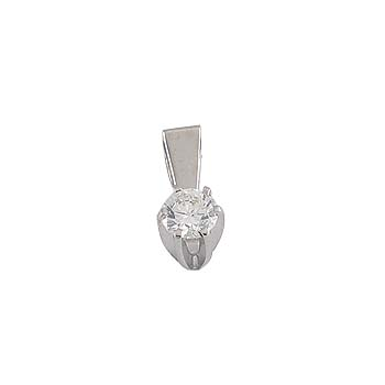 diamant 0,25 ct - 1x