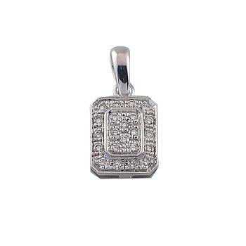diamant 0,01 ct - 22x