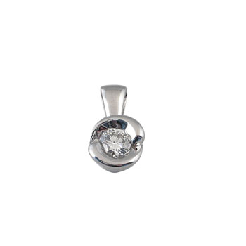 diamant 0,33 ct - 1x