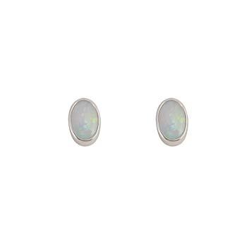opal 6x4 mm - 2x