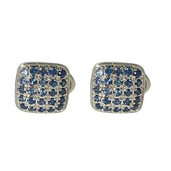 blue sapphire fi 2 mm - 50x