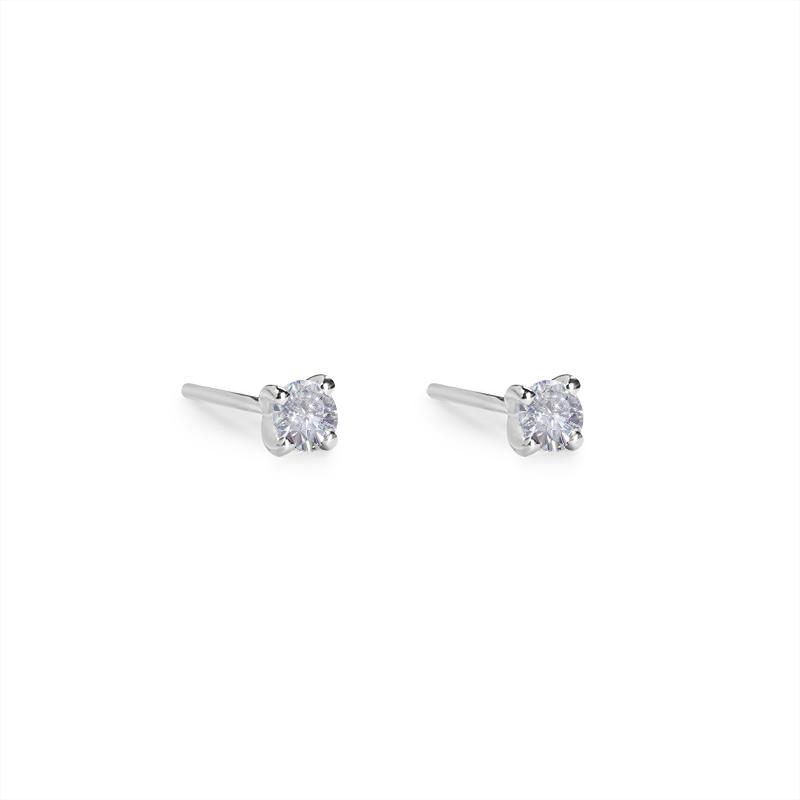 diamant 0,15 ct - 2 x
