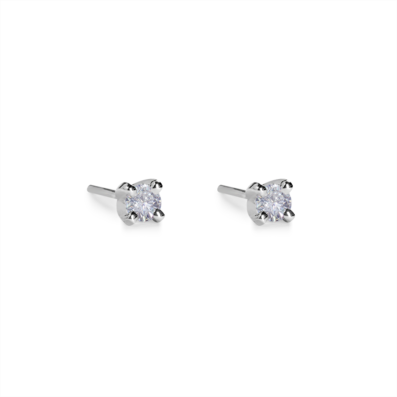 diamant 0,20 ct - 2 x