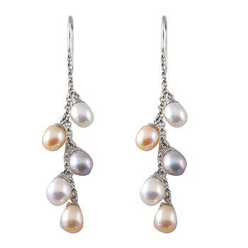 fresh water pearl 8x6 mm -10x