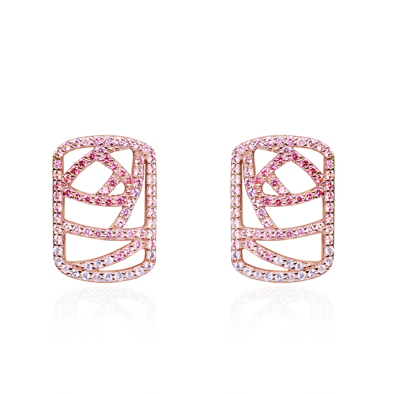 White or pink sapphire fi 1,25 mm - 154 x
