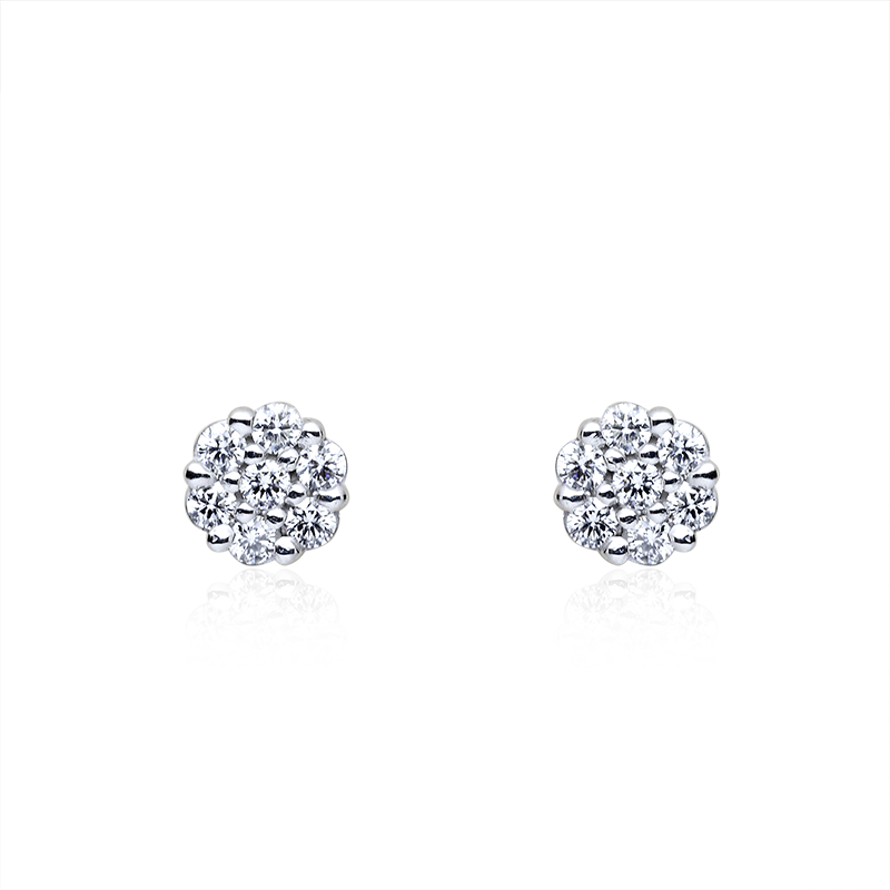 Diamant 0,01 ct - 14 x