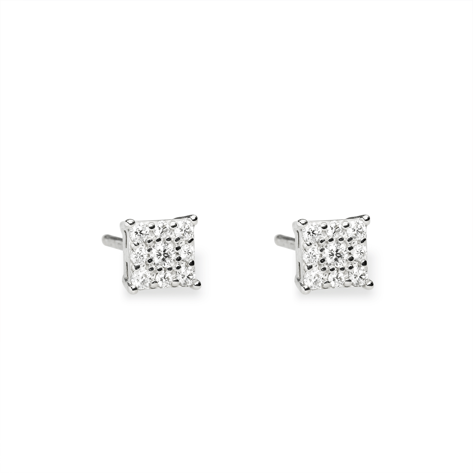 Diamond 0,02 ct - 2 x; 0,01 ct - 8 x; 0,005 ct - 8 x