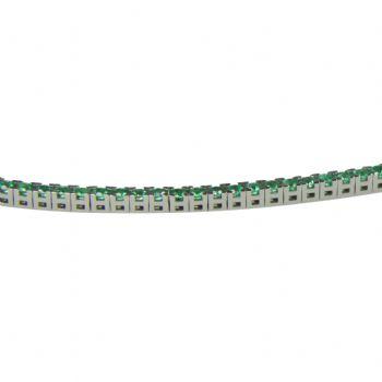 smaragd 2,5 mm - 65x
