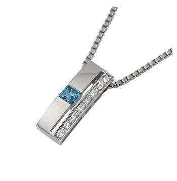 diamond 0,01 ct - 8 x; blue topaz 3,5 x 3,5 - 1 x