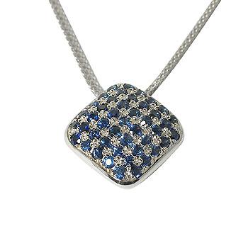 blue sapphire or rubyfi 2 mm - 45 x