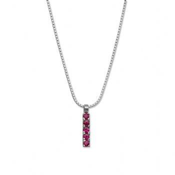 ruby, emerald or blue sapphire fi 2 mm - 5 x