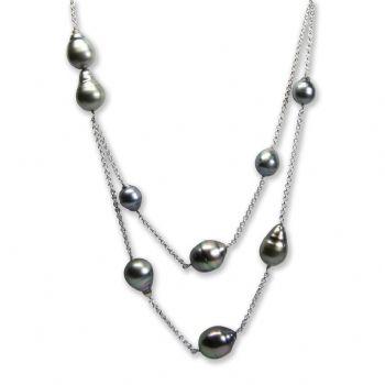 tahiti barocco pearlfi 10 - 15 mm - 12 x