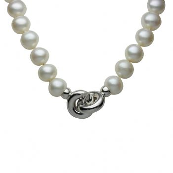 fresh water pearl string 12-12,5 mm - 35x