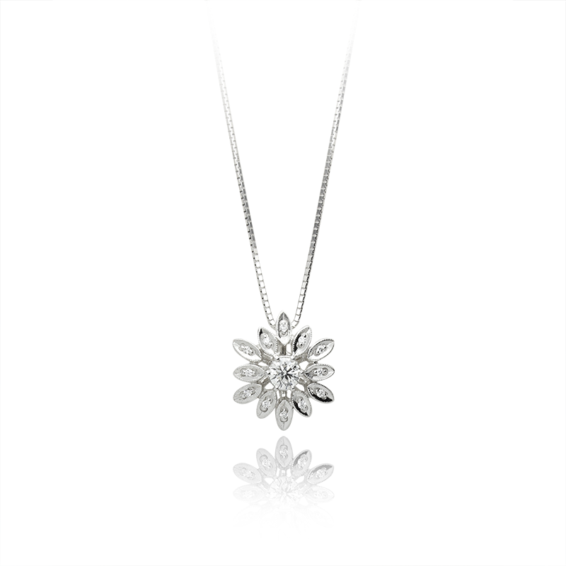 diamant 0,005 ct - 12x, 0,32-0,34 ct - 1x
