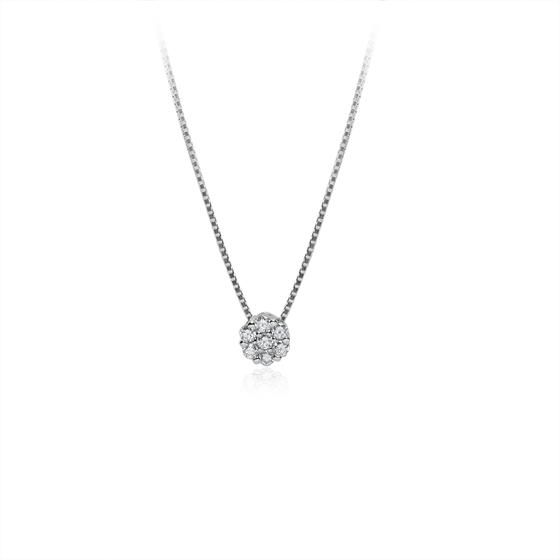 Diamant 0,02 ct - 7 x