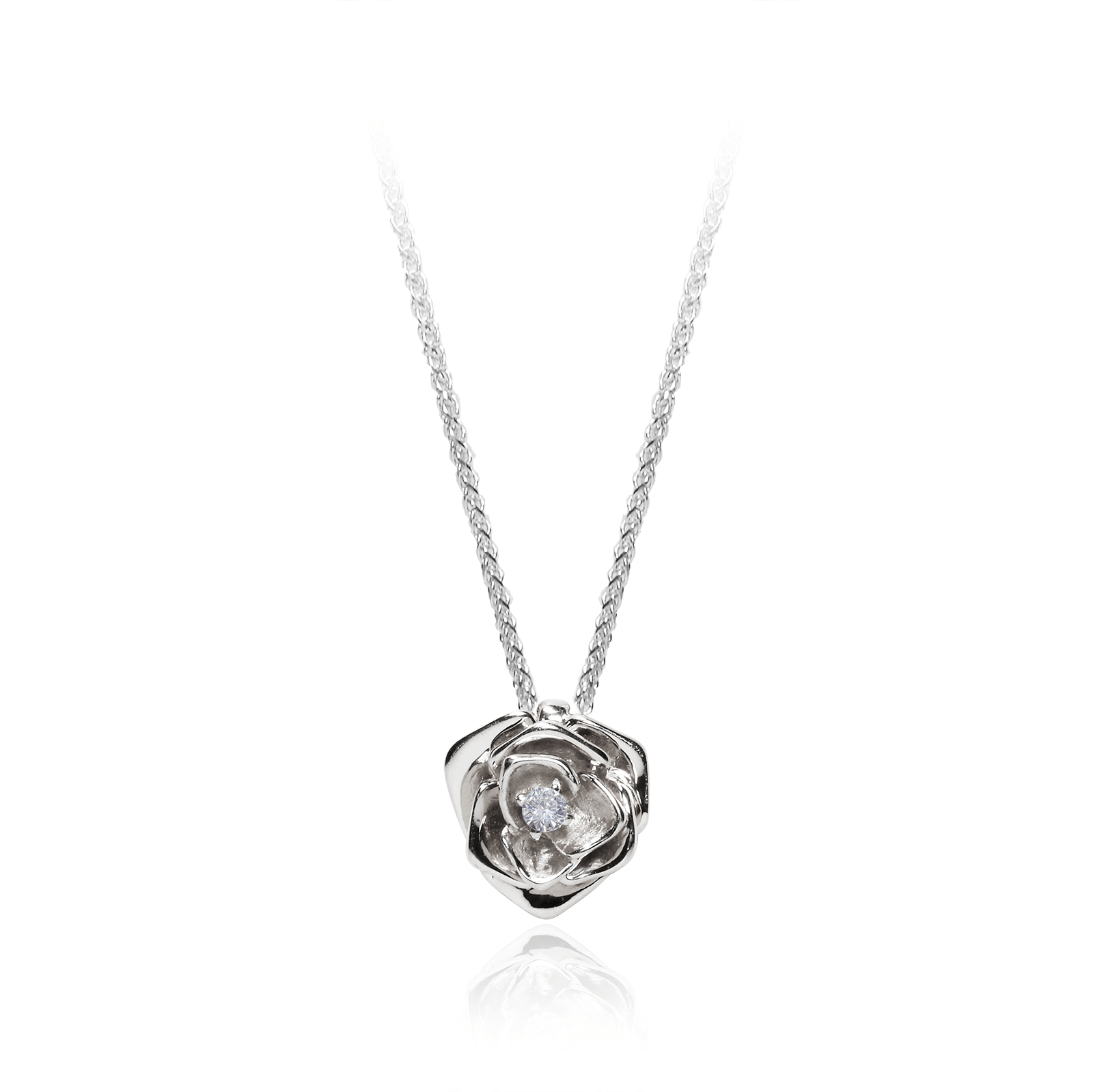 diamant 0,05 ct - 2x