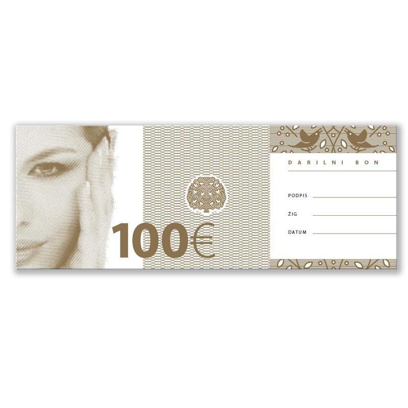 Podarite darilni bon Za vsako priložnost, enkratno darilo
