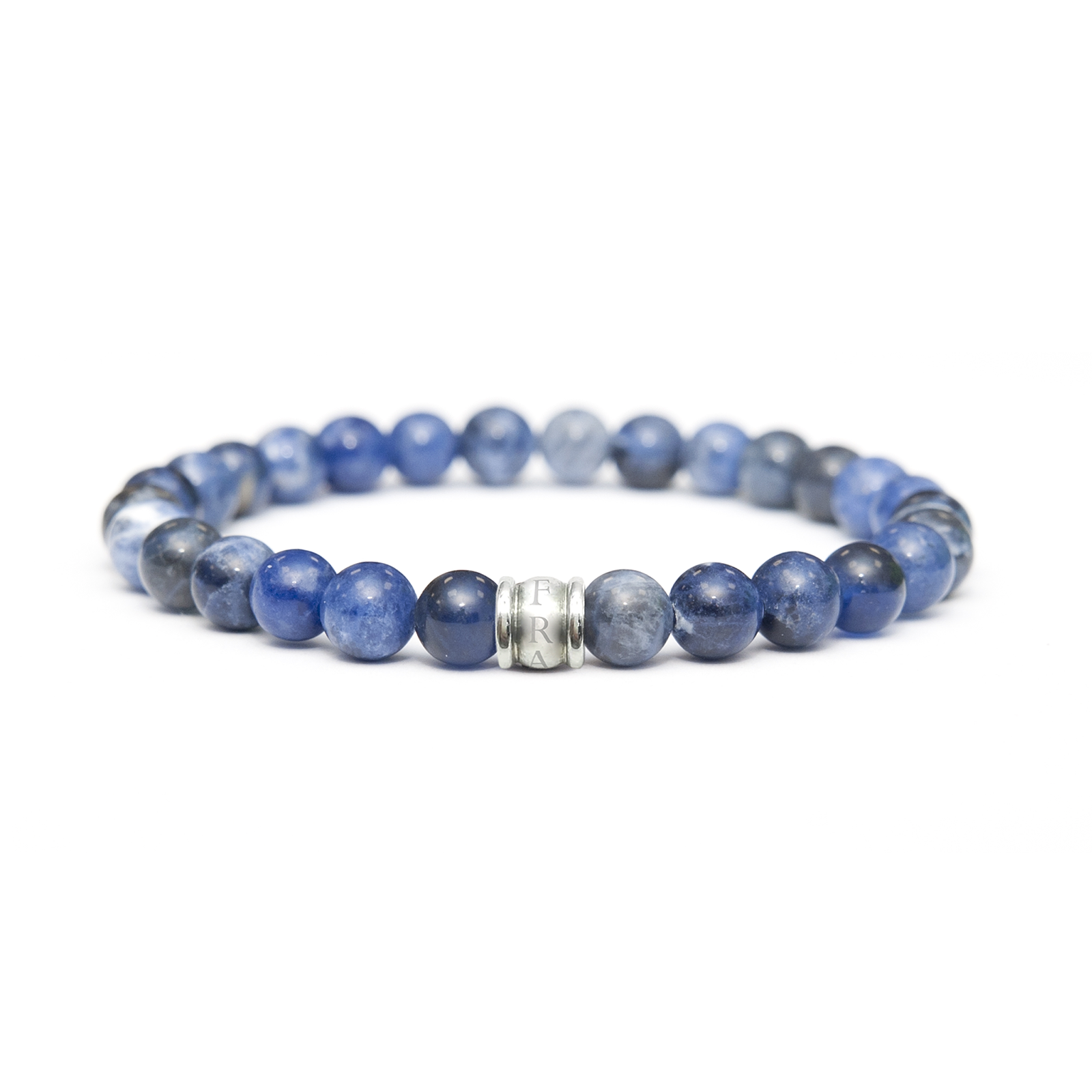 Steel and Sodalite